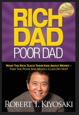 Rich Dad Poor Dad What The Rich Teach Their Kids About Money P D  F  format