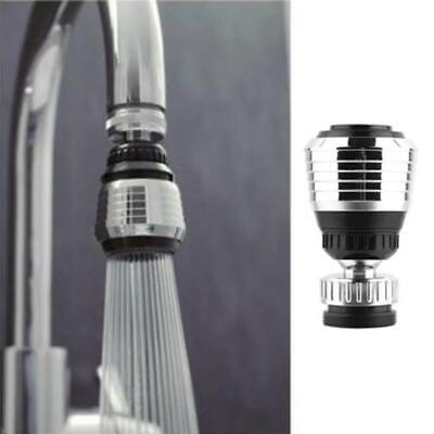 360 Rotate Swivel Faucet Nozzle Torneira Water Filter Adapter Water