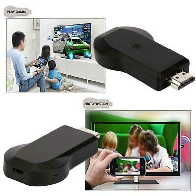 2.4G WiFi Display Dongle Empfänger Wireless 1080P Airplay DLNA Miracast TV PW