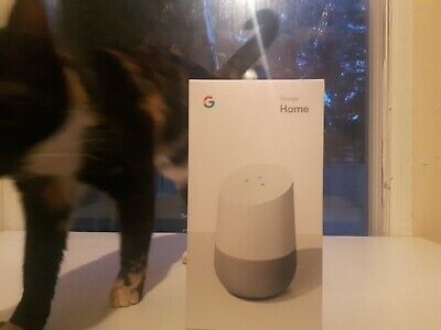 ***BRAND NEW***    Google Home Smart Assistant  ***NEVER OPENED***
