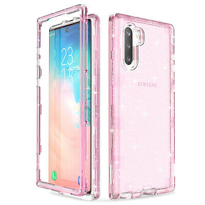 Shockproof Rugged Protection Case Soft TPU ULAK Cover for Samsung Galaxy Note 10