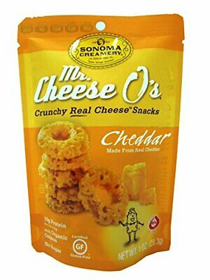 Sonoma Creamery Mr. cheese OOO Cheddar 28.3g 55980 fromJAPAN