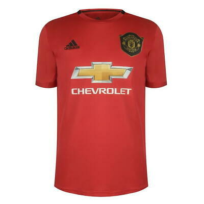 Adidas Manchester United Home Shirt 2019/20 (Available in S/M/L) - BRAND NEW