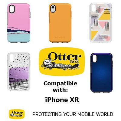 OtterBox Symmetry Series Case Lightweight Protective for iPhone XR (ONLY)