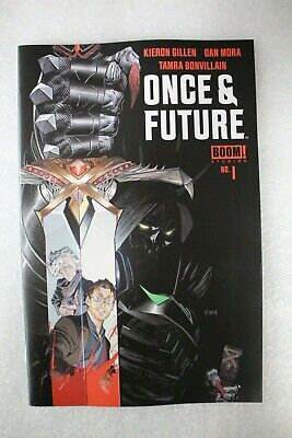 ONCE AND FUTURE #1 FIRST 1st PRINT BOOM STUDIOS Comic