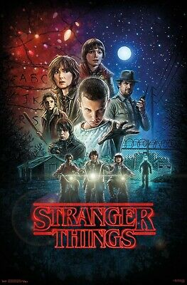 Stranger Things - Eleven Maxi Poster