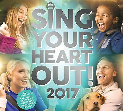 Sing Your Heart Out! 2017 CD