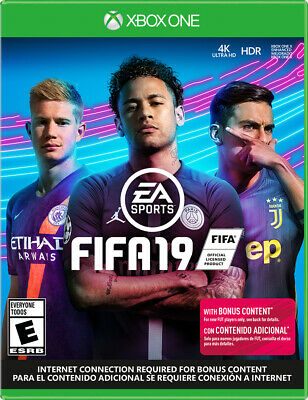 FIFA 19, Electronic Arts, Xbox One