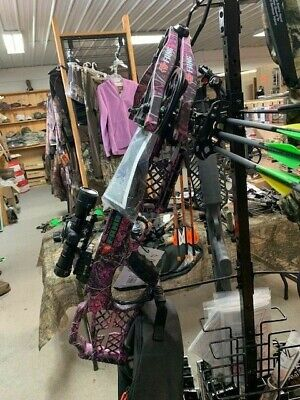 PSE Fang LT Crossbow Scope Package Muddy Girl camo  Demo/Display