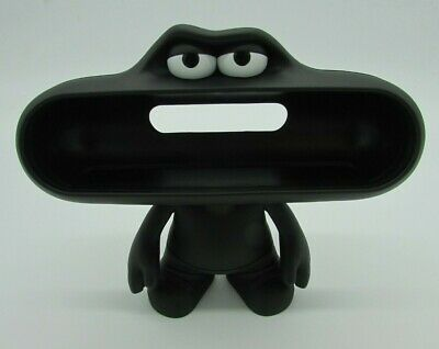 Beats Pills Black Dude Character Stand Holder In Box Model B0528 By Dr Dre