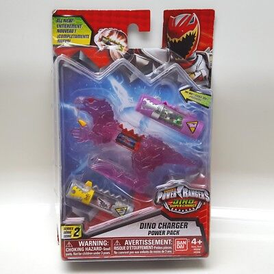 Dino Super Charge Series 2 Translucent Blue Dino Charger Power Pack #43276