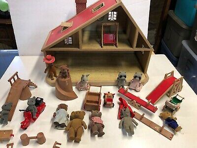 Sylvanian Families Deluxe House Accessories Maple Town Calico Critters Epoch R10