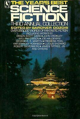 The Year's Best Science Fiction: Third Annual Collection, ,031294487X, Book, Acc