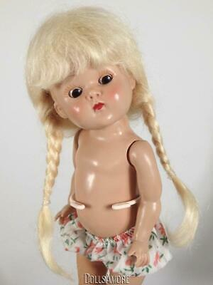 """DOLL REPAIR 10 ARM RINGS FIT 8/"""" MUFFIE GINNY DOLLS 1 ARM BAND ALSO INCLUDED"""