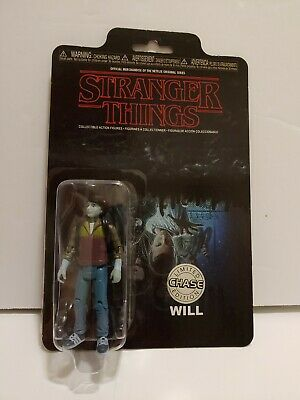 Funko! Stranger Things: Upside Down Will 3.75 Inch Action Figure | Limited Chase