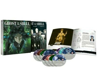 Ghost In The Shell: Stand Alone Complex Limited Edition Bluray