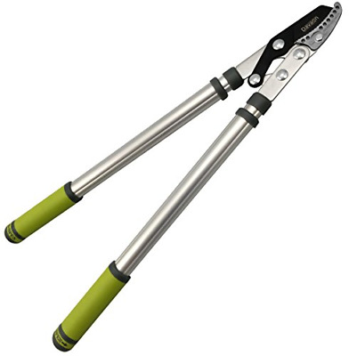 Davaon Pro Telescopic Anvil Loppers – Less Effort Sharp Easy Cut – Lightweight -