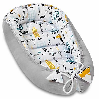 BABY NEST Pod COCOON normal size 0-8 m HIGH QUALITY Sleepyhead Baby Shower Gift