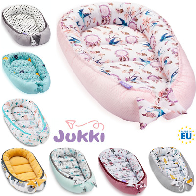 UK New BABY POD NEST Newborn Cocoon Bed Sleep Cushion Sleepyhead ⋆ High Quality