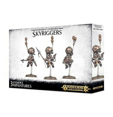Kharadron Overlords - Skyriggers - Age Of Sigmar - FREE SHIPPING
