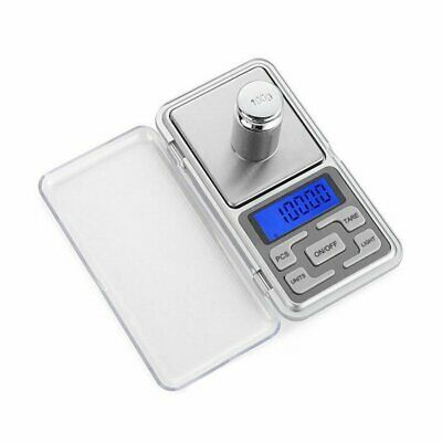 NICE High Precision 200g 0.01 Electronic Digital Pocket Jewellery Scales TS
