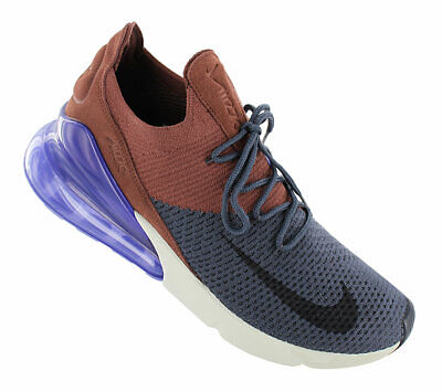 NEUF NIKE AIR Max 270 Flyknit AO1023 402 Hommes Baskets