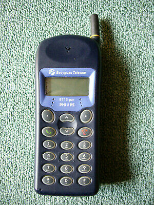 TELEPHONE PHILIPS B715, Bouygues, fin années 90