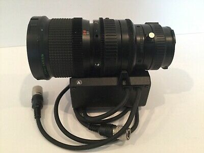 FUJINON TV CAMERA LENS S12X7.5BMD-D24 1:1.4/7.5-90MM Zoom Macro JAPAN UNTEST EUC