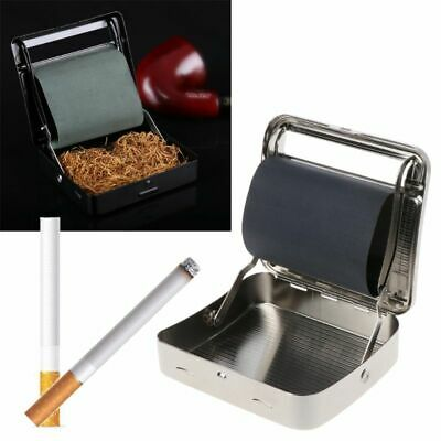 70mm Metal Automatic Cigarette Tobacco Smoking Rolling Machine Roller Box Hot