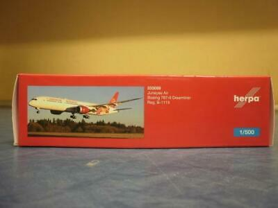 Herpa Wings 1:500 Boeing 787-9 Dreamliner Juneyao Airlines 533089