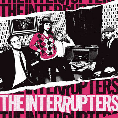 The Interrupters The Interrupters Cd New