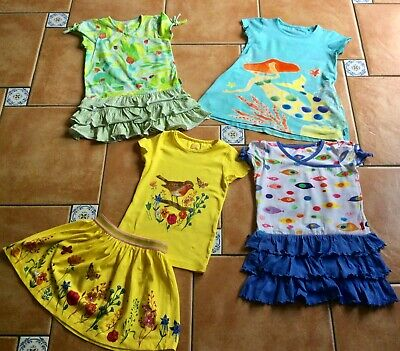 MustSee Five Cute Summer Outfits '* Room Seven 2Piece * Oilily Four Dresses 4yr