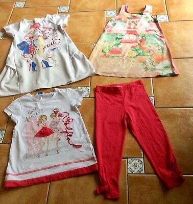 MustSee Designer Mayoral Three EyeCatching Summer Outfits * Dresses * 2Piece 8yr