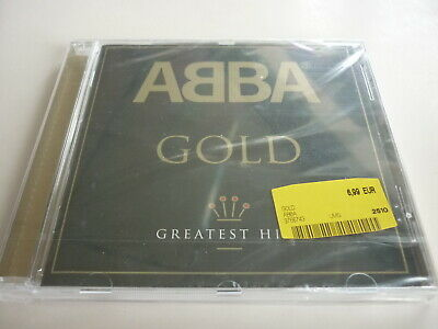 CD ABBA Gold Greatest Hits   OVP