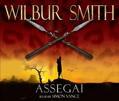 Assegai (The Courtneys of Africa) by Wilbur Smith (Audiobook CD)