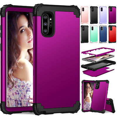 Hybrid Rugged Shockproof Case Cover For New Samsung Galaxy Note 10 / 10+ Plus 5G