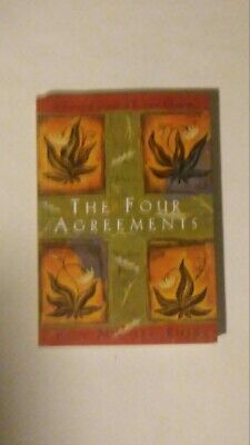 The Four Agreements: A Practical Guide to Personal Freedom by Don M. Ruiz.
