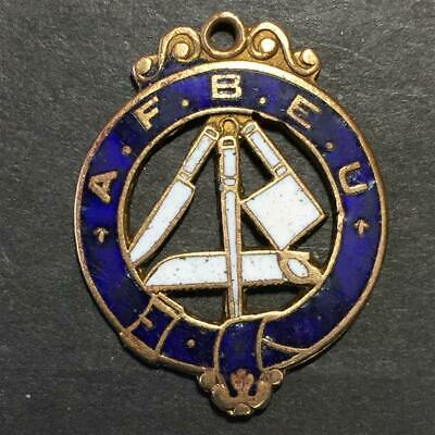1905-1912 Australasian Federated Butchers Employees Union Badge