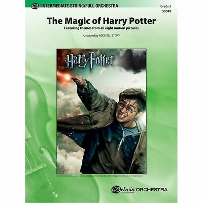 The Magic of Harry Potter - Arr. Michael Story 00-40436