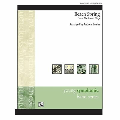 Beach Spring - Traditional American Tune / arr. Andrew Bruhn