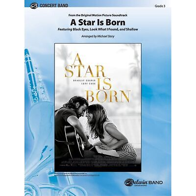 A Star Is Born - Various / arr. Michael Story