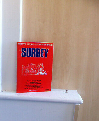 Surrey    (Estate Publications Red Book)
