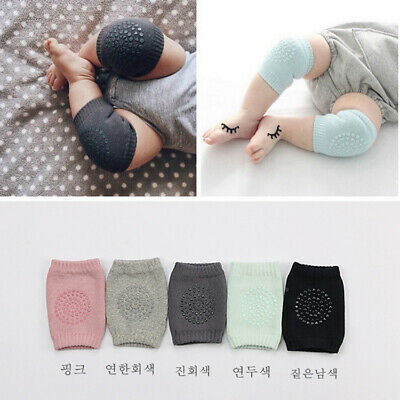 Infant Toddler Soft Anti-slip Elbow Cushion Crawling Knee Pad For Baby Safe