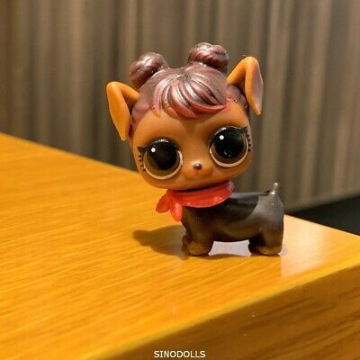 """LOL Surprise LILS Makeover Series PUP IN THE WOODS """"Lil Pet"""" Series 5 toy sduk"""