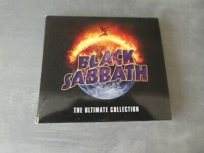 Black Sabbath ‎– The Ultimate Collection double cd album