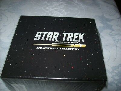 Cd - Star Trek - The Original Series - Soundtrack Collection - 15 Cds - Limited