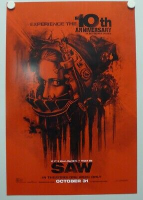 10th Anniversary of SAW October 31 2014* Leigh Whannell, Ken Leung-Mini Poster