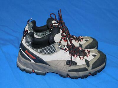 La SPORTIVA 8.5 Zodiac Low Trail Shoes Gray Black Womens Hike Camp Sneakers EU40