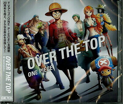 One Piece-One Piece Over The Top-Japan Cd C94