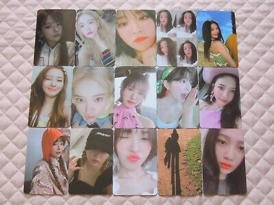 RED VELVET Mini Album THE REVE FESTIVAL DAY 2 Photocard SM KPOP Umpah Umpah
